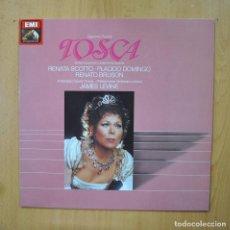 Discos de vinilo: PUCCINI - TOSCA - LP. Lote 289408018