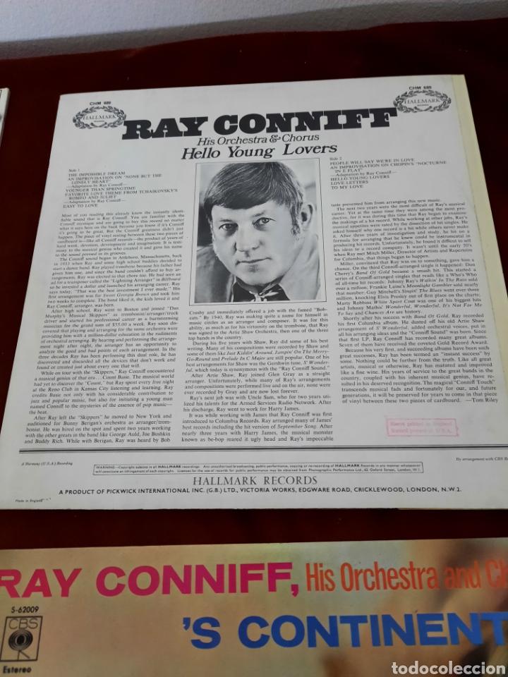 Discos de vinilo: RAY CONNIFF varios discos - Foto 5 - 289413388