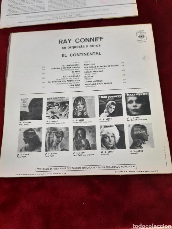 Discos de vinilo: RAY CONNIFF varios discos - Foto 7 - 289413388