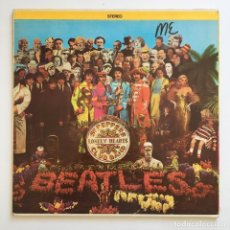 Discos de vinilo: THE BEATLES – SGT. PEPPER'S LONELY HEARTS CLUB BAND, US 1968 CAPITOL RECORDS. Lote 289441848