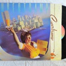 Disques de vinyle: SUPERTRAMP LP BREAKFAST IN AMERICA 1979 CON ENCARTE SPAIN VER + DETALLES E INFORMACION EN TEXTOS Y. Lote 289442053