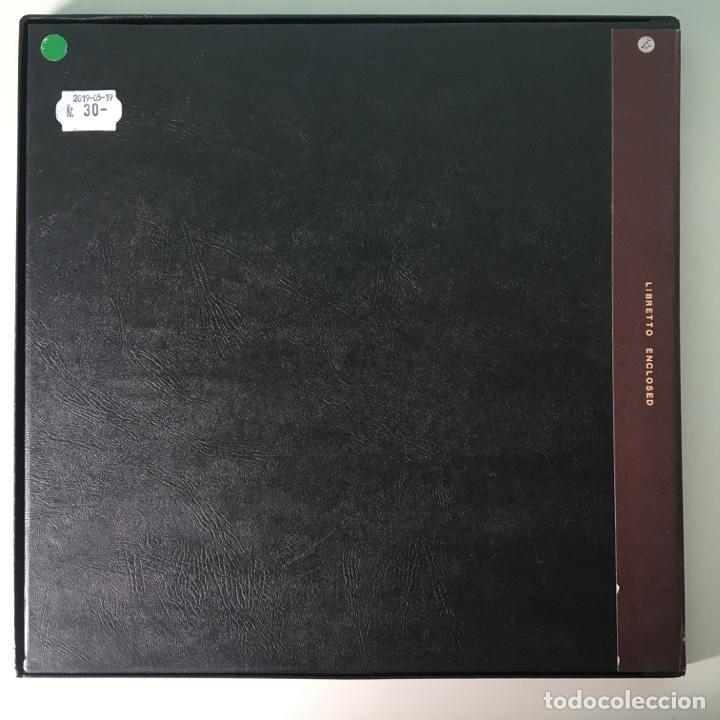 Discos de vinilo: Meyerbeer – Il Crociato In Egitto, 3 LPs Box, US BJR - Foto 2 - 289442733