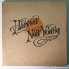 Discos de vinilo: NEIL YOUNG – HARVEST, SANTA MARIA PRESS, US 1972 REPRISE RECORDS. Lote 289446008