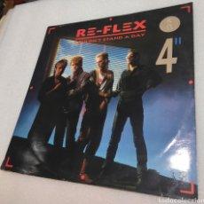 Discos de vinilo: RE-FLEX - COULDN'T STAND A DAY. Lote 289449028