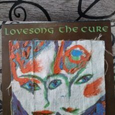 Discos de vinilo: THE CURE – LOVESONG. Lote 289458843