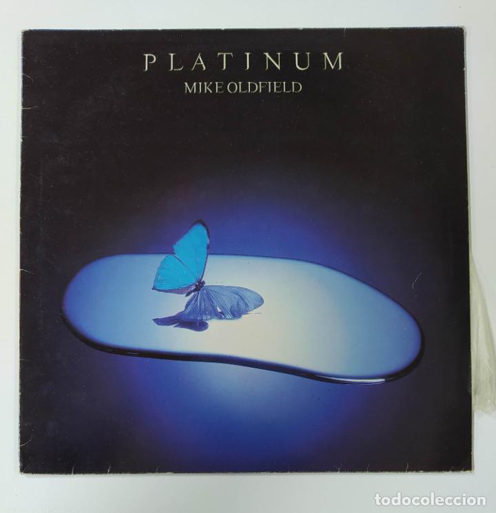 PLATINUM. - MIKE OLDFIELD. LP. TDKDA47 (Música - Discos - LP Vinilo - Electrónica, Avantgarde y Experimental)
