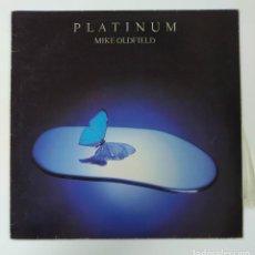 Discos de vinilo: PLATINUM. - MIKE OLDFIELD. LP. TDKDA47. Lote 289460908