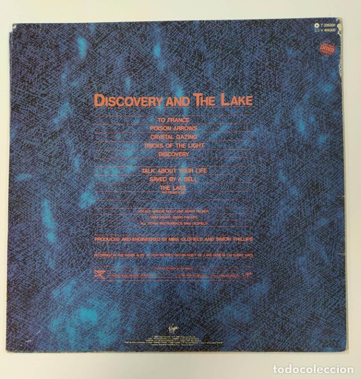 Discos de vinilo: MIKE OLDFIELD. DISCOVERY. LP. TDKDA47 - Foto 2 - 289461003