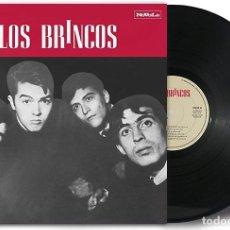 Discos de vinilo: LOS BRINCOS LP DE VINILO 150 GRAMOS NUEVO Y PRECINTADO ENVIÓ CERTIFICADO ESPAÑA 2 €. Lote 289461088
