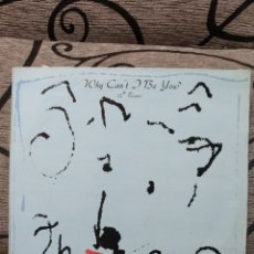 """Discos de vinil: THE CURE – WHY CAN'T I BE YOU? (12"""" REMIX). Lote 289461213"""