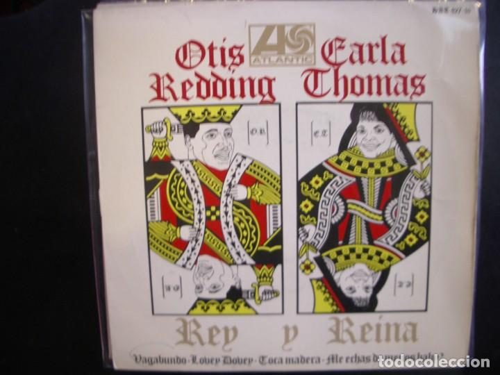 OTIS REDDING & CARLA THOMAS - VAGABUNDO. EP (Música - Discos de Vinilo - EPs - Funk, Soul y Black Music)