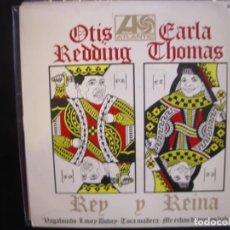 Discos de vinilo: OTIS REDDING & CARLA THOMAS - VAGABUNDO. EP. Lote 289461958