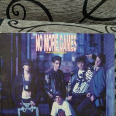 Discos de vinilo: NEW KIDS ON THE BLOCK – NO MORE GAMES (THE REMIX ALBUM). Lote 289464268