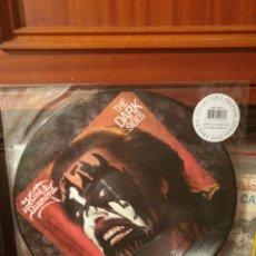 Discos de vinilo: KING DIAMOND / THE DARK SIDES / PICTURE DISC / METAL BLADE RECORDS 2018. Lote 289466173