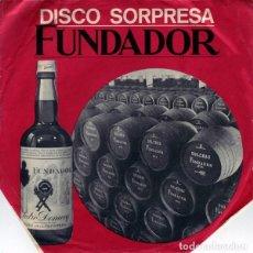 Discos de vinilo: FUNDADOR 10.179 - KARINA / LOS ANGELES / MIGUEL RÍOS - EP 1969. Lote 289467953