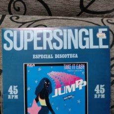 Discos de vinilo: JUMPP – TAKE IT EASY. Lote 289468978