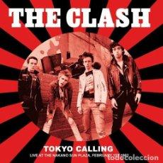 Discos de vinilo: THE CLASH – TOKYO CALLING -LP-. Lote 289471698