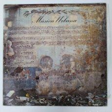 Discos de vinilo: MUSICA URBANA. - LP. TDKDA47. Lote 289472738