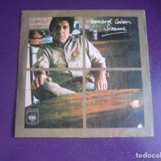 Discos de vinilo: LEONARD COHEN – SUZANNE - SG CBS 1976 - POCO USO -. Lote 289484363