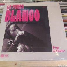 Discos de vinilo: LA PERRA BLANCO–BOP & SHAKE. LP VINILO NUEVO PRECINTADO - ROCKABILLY -. Lote 289485558