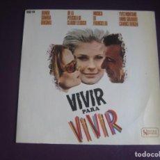 Discos de vinilo: FRANCIS LAI – VIVIR PARA VIVIR +3 - EP HISPAVOX 1967 - BSO CINE - EASY LISTENING LOUNGE - CON USO. Lote 289485643