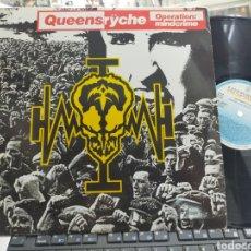 Discos de vinilo: QUEENSRYCHE LP OPERATION: MINDCRIME ESPAÑA 1988. Lote 289486698