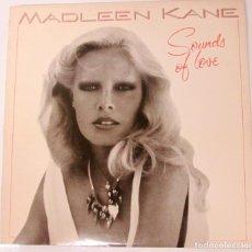Discos de vinilo: LP MADLEEN KANE. SOUNDS OF LOVE. CHALET RECORDS. 1980. Lote 289486718