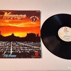 Discos de vinilo: 0921- VOYAGE - FLY AWAY -VINYL, LP, PORT-VG+,DISC-VG+. Lote 289487003