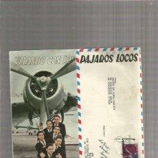 Discos de vinilo: PAJAROS LOCOS QUE YO TE QUIERO. Lote 289487253