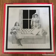 "Discos de vinilo: PASSAGE - TABOOS - 12"" MAXISINGLE CHERRY RED UK 1981. Lote 289490748"