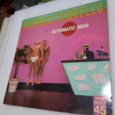 Discos de vinilo: MICHAEL SEMBELLO - AUTOMATIC MAN. Lote 289494828