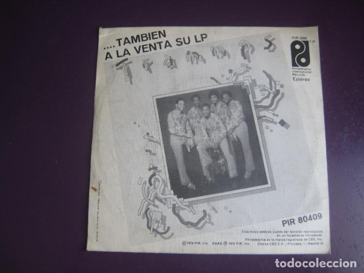 Discos de vinilo: The Trammps – Trammps Disco Theme / Save A Place - sG cbs 1976 - DISCO PHILADELPHIA 70S POCO USO - Foto 2 - 289496378