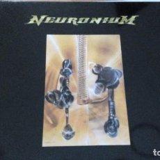 Discos de vinilo: NEURONIUM EXTRISIMO LP SPAIN 1991. Lote 289498663