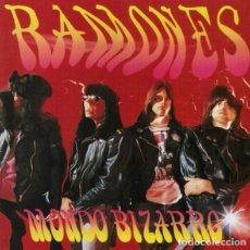 Discos de vinilo: LP- RAMONES/ MONDO BIZARRO (NUEVO PRECINTADO). Lote 289499028