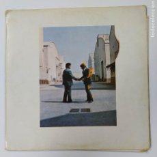 Discos de vinilo: PINK FLOYD. WISH YOU WERE HERE. LP. TDKDA65. Lote 289500648