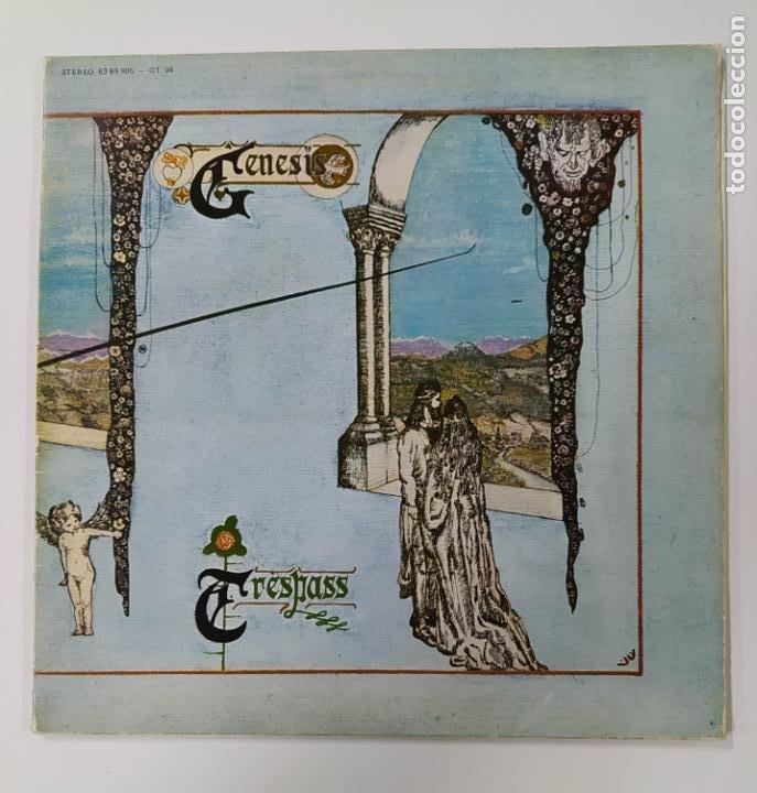 GENESIS. - TRESPASS. LP. TDKDA65 (Música - Discos - LP Vinilo - Pop - Rock - Internacional de los 70)