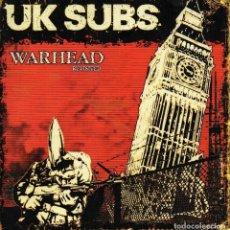Discos de vinilo: LP-UK SUBS/ WARHEAD REVISITED (NUEVO PRECINTADO). Lote 289502148
