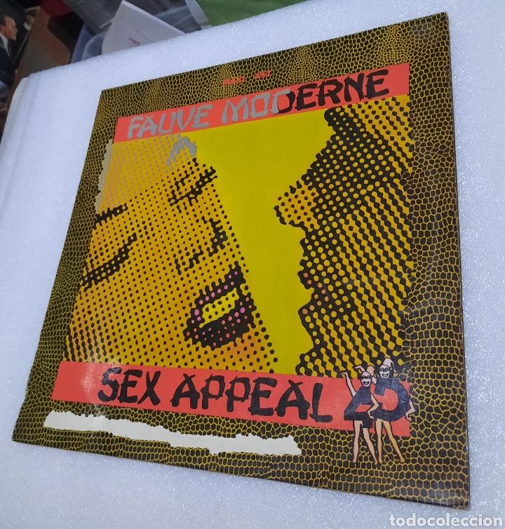 4D - SEX APPEAL / FAUVE MODERNE (Música - Discos de Vinilo - Maxi Singles - Electrónica, Avantgarde y Experimental)