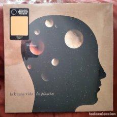 Discos de vinilo: LA BUENA VIDA - LOS PLANETAS EP. (VINILO 12 PULGADAS). Lote 289502848