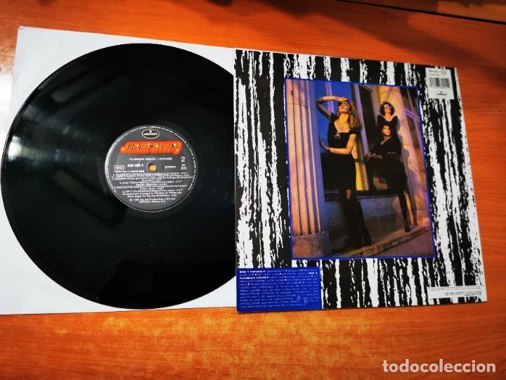 Discos de vinilo: CHICASSS Flamenco nights LP DE VINILO DEL AÑO 1989 CONTIENE 12 TEMAS ITALO DISCO DANCE RARO - Foto 2 - 289504643