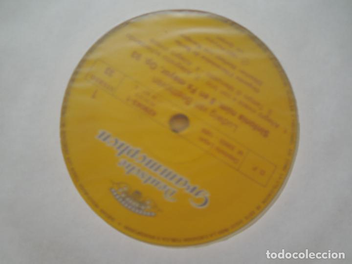 Discos de vinilo: BEETHOVEN-9 SINFONIAS-HERBERT VON KARAJAN-8 LPS DEUTSCHE GRAMMOPHON EN CAJA CON LIBRETO-1ª ED. 1963. - Foto 3 - 289505128