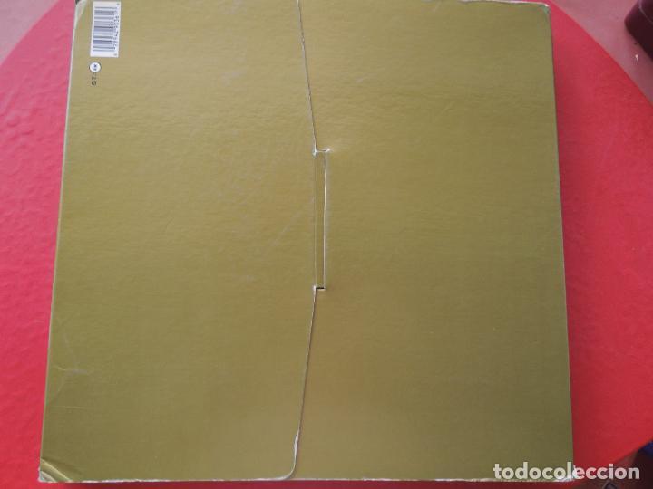 Discos de vinilo: BEETHOVEN-9 SINFONIAS-HERBERT VON KARAJAN-8 LPS DEUTSCHE GRAMMOPHON EN CAJA CON LIBRETO-1ª ED. 1963. - Foto 10 - 289505128