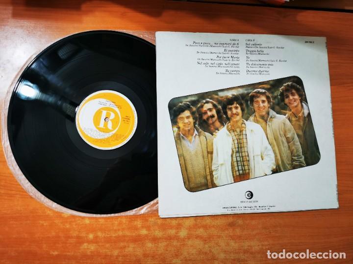 Discos de vinilo: COLLAGE Poco a poco CANTADO EN ESPAÑOL LP VINILO DEL AÑO 1981 ESPAÑA MUY RARO CONTIENE 10 TEMAS - Foto 2 - 289505988