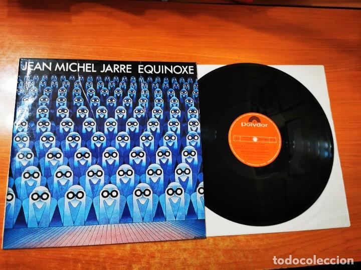 JEAN MICHEL JARRE EQUINOXE LP VINILO DEL AÑO 1978 ESPAÑA CONTIENE 8 TEMAS (Música - Discos - LP Vinilo - Pop - Rock - Internacional de los 70)