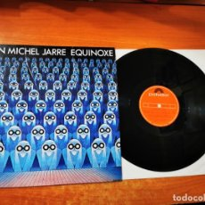 Discos de vinilo: JEAN MICHEL JARRE EQUINOXE LP VINILO DEL AÑO 1978 ESPAÑA CONTIENE 8 TEMAS. Lote 289506428