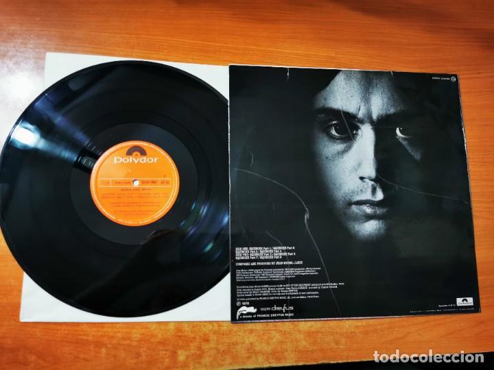 Discos de vinilo: JEAN MICHEL JARRE Equinoxe LP VINILO DEL AÑO 1978 ESPAÑA CONTIENE 8 TEMAS - Foto 2 - 289506428