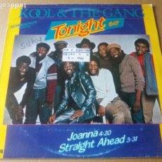 Discos de vinilo: KOOL & THE GANG / TONIGHT / MAXI-SINGLE 12 PULGADAS. Lote 289506788