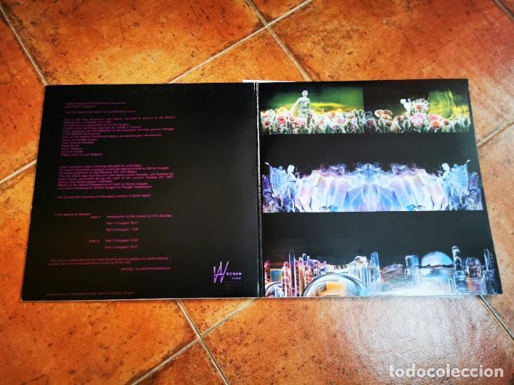 Discos de vinilo: NEURONIUM In concert from Madrid to heaven LP VINILO DEL AÑO 1988 ESPAÑA GATEFOLD 4 TEMAS MUY RARO - Foto 2 - 289507313