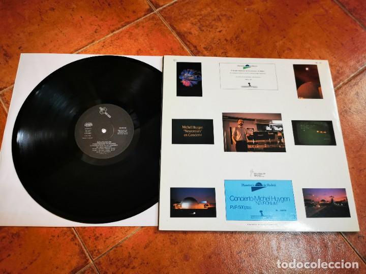 Discos de vinilo: NEURONIUM In concert from Madrid to heaven LP VINILO DEL AÑO 1988 ESPAÑA GATEFOLD 4 TEMAS MUY RARO - Foto 3 - 289507313