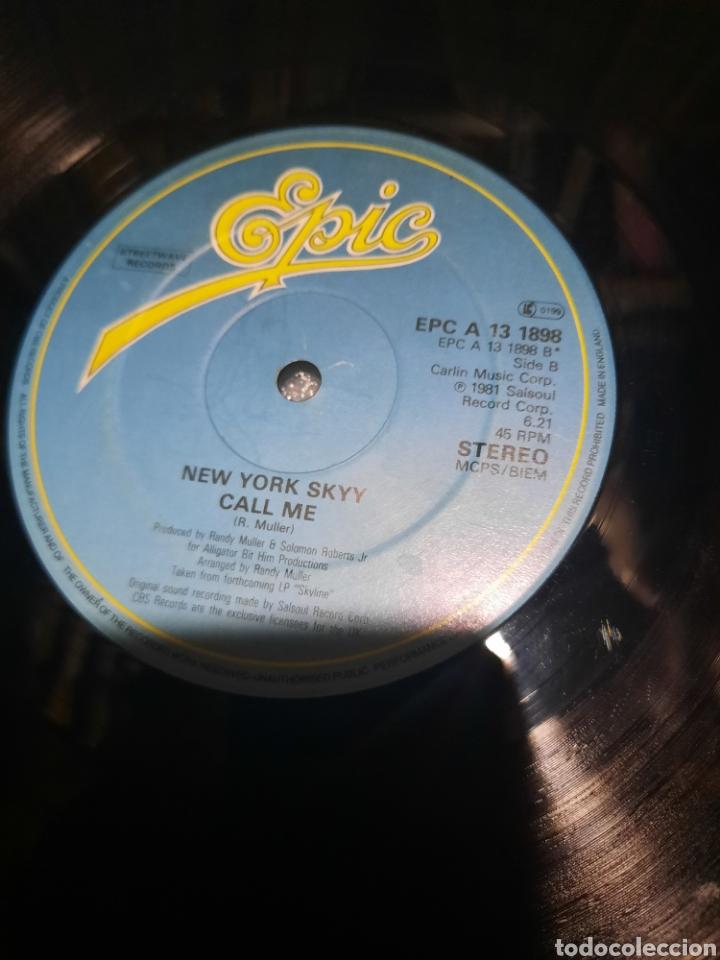 Discos de vinilo: Skyy - lets celebrate - Foto 2 - 289509093